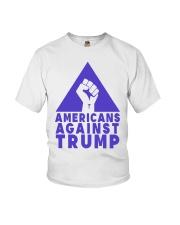 Americans Against Trump Shirt Youth T-Shirt thumbnail