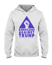 Americans Against Trump Shirt Hooded Sweatshirt thumbnail