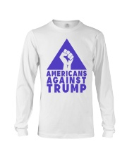 Americans Against Trump Shirt Long Sleeve Tee thumbnail