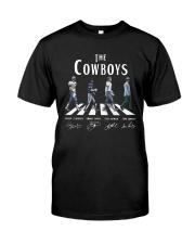 Abbey Road The Cowboys Signatures Shirt Premium Fit Mens Tee thumbnail