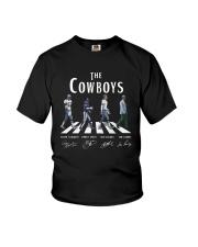 Abbey Road The Cowboys Signatures Shirt Youth T-Shirt thumbnail