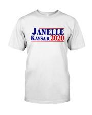 Janelle Kaysar 20 Shirt Classic T-Shirt front
