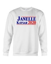 Janelle Kaysar 20 Shirt Crewneck Sweatshirt thumbnail