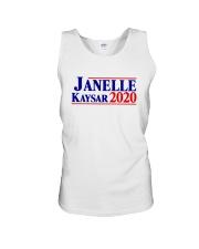 Janelle Kaysar 20 Shirt Unisex Tank thumbnail