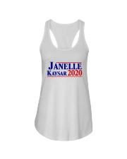 Janelle Kaysar 20 Shirt Ladies Flowy Tank thumbnail