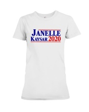 Janelle Kaysar 20 Shirt Premium Fit Ladies Tee thumbnail