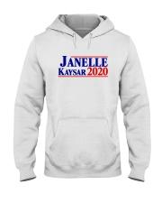 Janelle Kaysar 20 Shirt Hooded Sweatshirt thumbnail