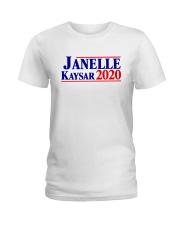 Janelle Kaysar 20 Shirt Ladies T-Shirt thumbnail
