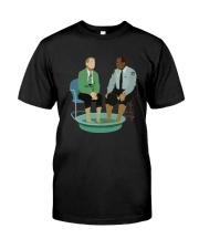 Mister Rogers Gay Police Shirt Classic T-Shirt thumbnail