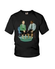 Mister Rogers Gay Police Shirt Youth T-Shirt thumbnail