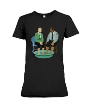 Mister Rogers Gay Police Shirt Premium Fit Ladies Tee thumbnail
