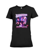 Thenavarose Bangtan Bts Mots Shirt Premium Fit Ladies Tee thumbnail