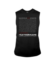 Seattle Storm Black Women Are Killed Police Shirt Sleeveless Tee thumbnail