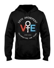 19th Amendment Ve 1920 2020 Celebrating Shirt Hooded Sweatshirt thumbnail