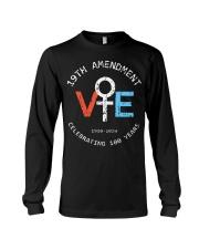 19th Amendment Ve 1920 2020 Celebrating Shirt Long Sleeve Tee thumbnail