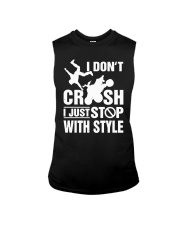 Atv I Dont Crush I Just Stop With Style Shirt Sleeveless Tee thumbnail