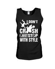 Atv I Dont Crush I Just Stop With Style Shirt Unisex Tank thumbnail
