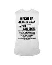 Désolée Je Suis Déjà Prise Par Un Mec Shirt Sleeveless Tee thumbnail