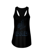 Seinfeld 1 Dad Shirt Ladies Flowy Tank thumbnail
