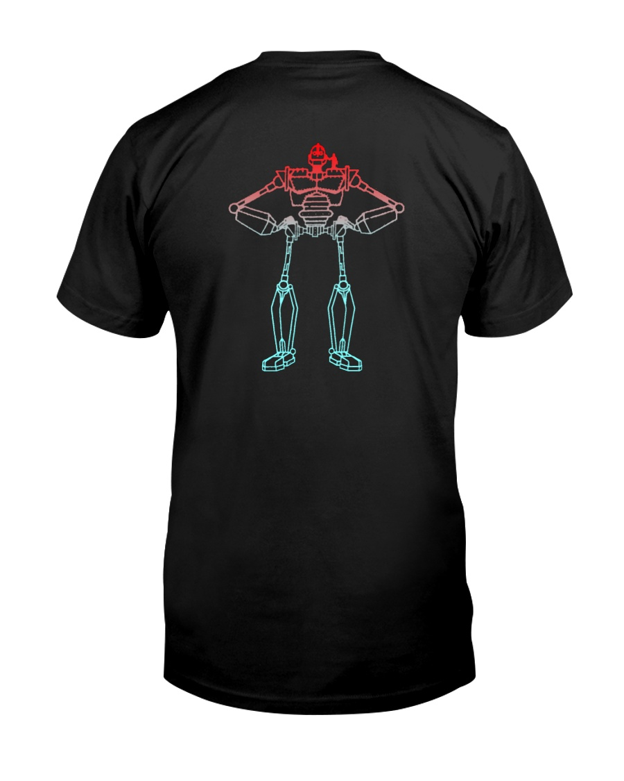 Mondo The Iron Giant Shirt Classic T-Shirt