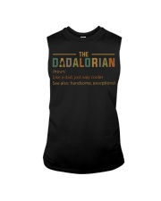 The Dadalorian Definition Like A Dad Shirt Sleeveless Tee thumbnail