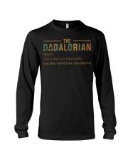 The Dadalorian Definition Like A Dad Shirt Long Sleeve Tee thumbnail