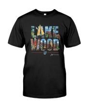 Gv Art Design Lakewood Shirt Classic T-Shirt thumbnail