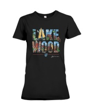 Gv Art Design Lakewood Shirt Premium Fit Ladies Tee thumbnail