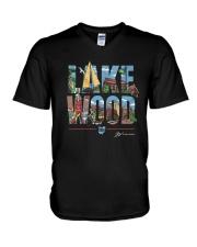 Gv Art Design Lakewood Shirt V-Neck T-Shirt thumbnail
