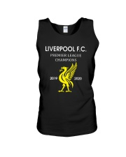 Liverpool Premier League Champions Shirt Unisex Tank tile