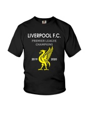 Liverpool Premier League Champions Shirt Youth T-Shirt thumbnail