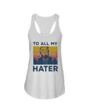 Vintage Trump To All My Hater Shirt Ladies Flowy Tank thumbnail