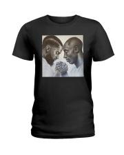Nipsey Hussle And Kobe Bryant Forever Shirt Ladies T-Shirt thumbnail