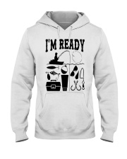 Fishing That Enough Im Ready Shirt Hooded Sweatshirt tile