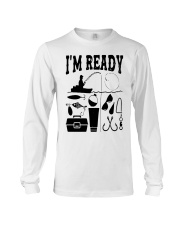 Fishing That Enough Im Ready Shirt Long Sleeve Tee tile