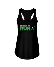 Establish The Run Shirt Ladies Flowy Tank thumbnail