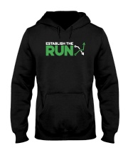 Establish The Run Shirt Hooded Sweatshirt thumbnail