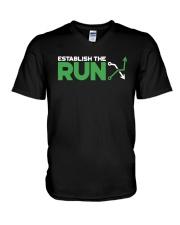 Establish The Run Shirt V-Neck T-Shirt thumbnail