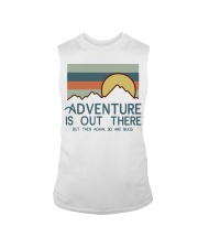 Vintage Hiking Adventure Is Out There Bugs Shirt Sleeveless Tee thumbnail