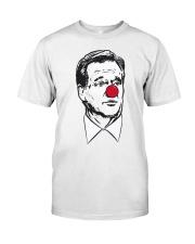 Barstool Sports Auction Roger Goodell Clown Shirt Premium Fit Mens Tee thumbnail