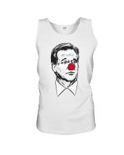 Barstool Sports Auction Roger Goodell Clown Shirt Unisex Tank thumbnail