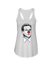 Barstool Sports Auction Roger Goodell Clown Shirt Ladies Flowy Tank thumbnail