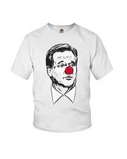 Barstool Sports Auction Roger Goodell Clown Shirt Youth T-Shirt thumbnail