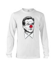 Barstool Sports Auction Roger Goodell Clown Shirt Long Sleeve Tee thumbnail