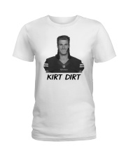 Official Kirk Dirt Shirt Ladies T-Shirt thumbnail