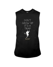 Tinkerbell Don't Grow Up It's A Trap Shirt Sleeveless Tee thumbnail