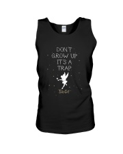 Tinkerbell Don't Grow Up It's A Trap Shirt Unisex Tank thumbnail
