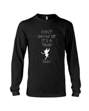 Tinkerbell Don't Grow Up It's A Trap Shirt Long Sleeve Tee thumbnail
