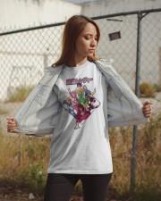 Yu Yu Hakusho Power Shirt Classic T-Shirt apparel-classic-tshirt-lifestyle-07