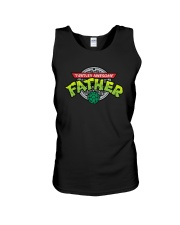 Turtley Awesome Father Shirt Unisex Tank thumbnail